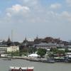 Вид с Ват Арума на другой берег. Бангкок. Таиланд.