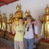 Ват Пхо. Бангкок. Таиланд.
