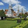Мраморный храм. Бангкок. Таиланд.