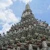 Ват Арум. Бангкок. Таиланд.