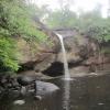 И в завершение поездки - водопад. Парк Кхао-Яй. Таиланд.