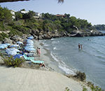 Кефалония. Путеводитель. Пляжи. Градакия. Gradakia Beach