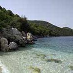 Кефалония. Путеводитель. Пляжи. Антисамос. Antisamos Beach