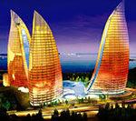 Авиабилеты: Москва-Баку и Санкт-Петербург-Баку туда-обратно за 6600 рублей.