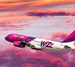 Акции авиакомпаний. Распродажа авиабилетов Wizz Air на все направления.