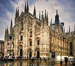 Авиабилеты: в Милан из Таллина за 2900 рублей туда-обратно.