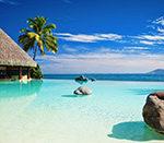 Комбинируем: пляжи Доминиканы и Брюссель в путешествии за 23100 рублей из Москвы.