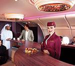 Билеты в бизнес-класс по цене эконома. Акция Qatar Airways.