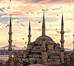 Тур дешевле перелета: из Москвы в Турцию неделя 5500 рублей.