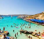 Авиабилеты на Мальту или индивидуальный маршрут по Европе (и Мальте) в мае за 8400 рублей из Москвы.