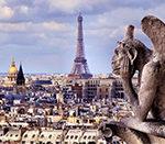 Авиабилет в Париж за 2100 рублей. Трансфер Бове-Париж.