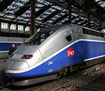 Билет на скоростной поезд Франция-Испания за 20 €. Акция