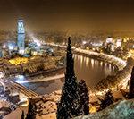 Авиабилеты: в Верону из семи городов России дешево.