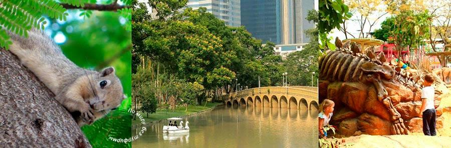 Бангкок для детей. Лучшие развлечения со скидками. Лайфхаки для бюджетных путешествий. ChatuchakPark - Парк Чатучак. Билеты дешево.