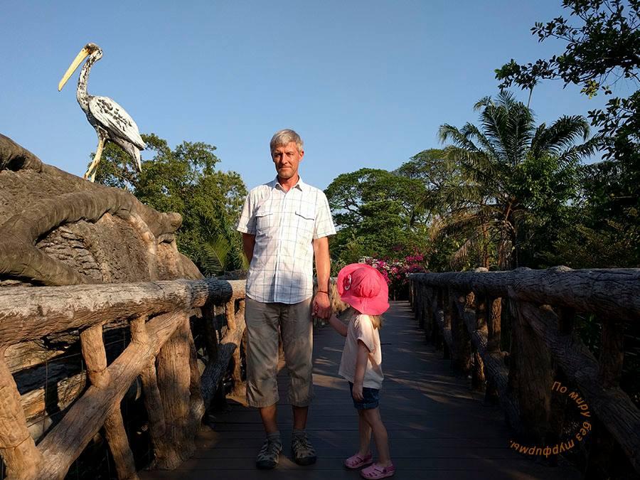 Зоопарк Дусит в Бангкоке. Развлечения для семейного отдыха. Дети и путешествия. В Таиланд с детьми. Топ лучших развлечений в Бангкоке для детей.