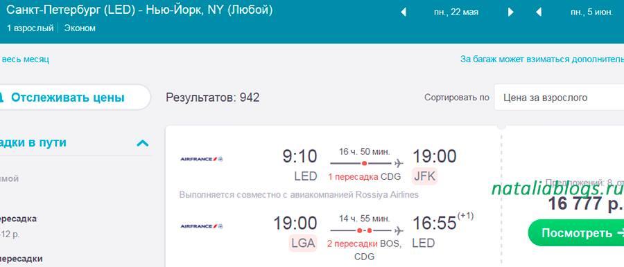 Динамика цен в зависимости от времени вылета из санкт-петербурга в швейцарию