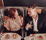 Авиабилеты в бизнес-класс со скидкой 20%. Акция Alitalia.