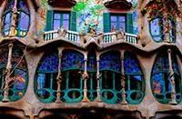 дом Бальо в Барселоне официальный сайт, Каса Батльо Антонио Гауди, Дом Батльо, Дом Костей в Барселоне