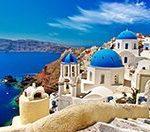 Горящий тур в Грецию из Москвы. Вылет 9 или 11 августа. 4100 рублей с человека.