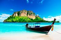 Таиланд. Краби. Путеводитель. Провинция. Достопримечательности. Пляжи. Отливы
