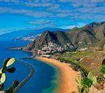 Канарские острова. Тенерифе. Описание курортов и пляжей на севере и востоке острова