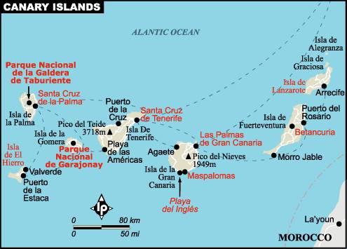 Сколько Канарских островов. Где лучше отдыхать. Канарские острова (туры, цены), отдых на Канарах, Канары Тенерифе. Дешевые билеты на Канары