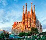 Билеты Москва-Барселона прямой рейс 4100 рублей. Летим чартером или регулярными рейсами