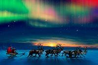 Лапландия. Рованиеми летом или на Новый год. Хельсинки-Рованиеми авиабилеты по 29 евро