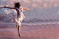 Отпуск — это счастье. Удачный «улов» из драгоценных камней — приятный бонус!