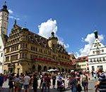 Город Ротенбург-на-Таубере — средневековая жемчужина Германии. Отзыв о нашей поездке «Бавария 2018»
