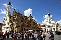 """Город Ротенбург-на-Таубере - средневековая жемчужина Германии. Отзыв о нашей поездке """"Бавария 2018"""""""
