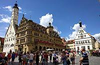Город Ротенбург-на-Таубере — средневековая жемчужина Германии. Отзыв о нашей поездке в Баварию в 2018 году