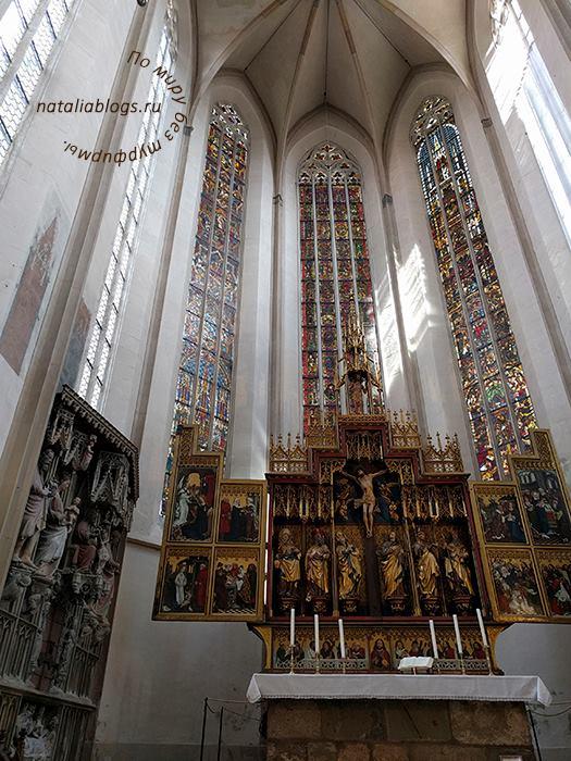 Что посмотреть в Ротенбурге-на-Таубере. Фото. Достопримечательности