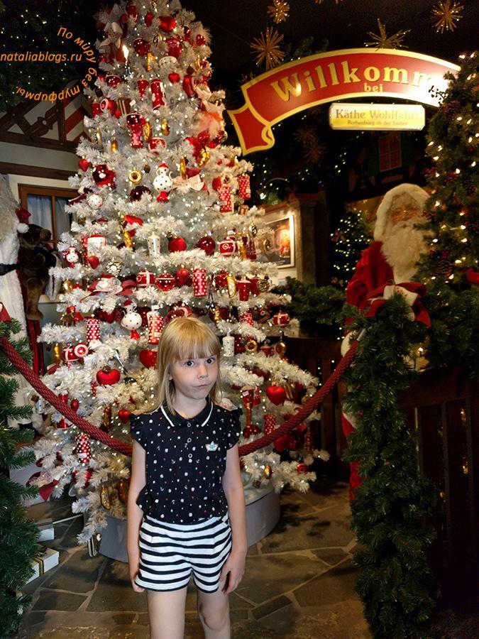 Рождественский Ротенбург-на-Ттаубере ... Летом!!!