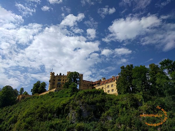 Замки Баварии Нойшванштайн и Хоэншвангау. Самостоятельное путешествие по Германии