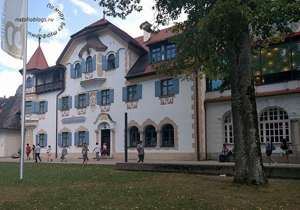 Сказочный замок Нойшванштайн и достопримечательности в окрестностях. Музей баварских королей