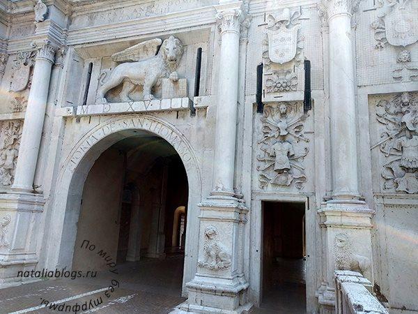 Тревизо Италия достопримечательности фото и описание
