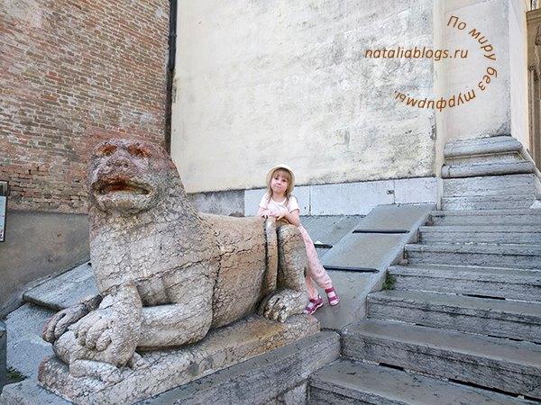 Тревизо (Италия). Достопримечательности фото и описание