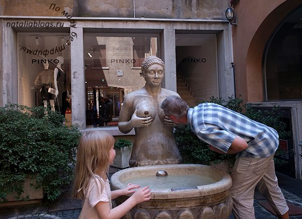 Город Тревизо (Италия) отзывы туристов