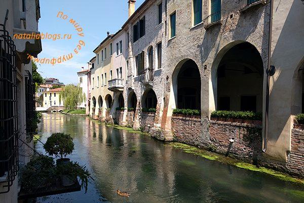 Венеция в миниатюре. Фото-отзывы туристов из Тревизо