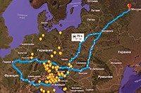 """Сити-брейк тур в Европу? А может хороший отпуск """"Венеция-Париж-Дебрецен"""" зимой из Москвы без пересадок за 5600!"""