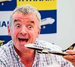 Распродажа авиабилетов на 2019 год от авиакомпании Ryanair. Новогодние акции