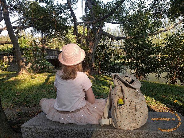 Бангкок. Что посмотреть за 2 дня самостоятельно с детьми. King Rama IX Park