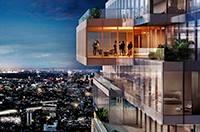 Что посмотреть в Бангкоке? Лучший экстрим — смотровая площадка со стеклянным полом на небоскребе King Power MahaNakhon Tower
