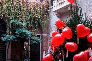 Подарок на День Валентина любимому - путешествие в Верону