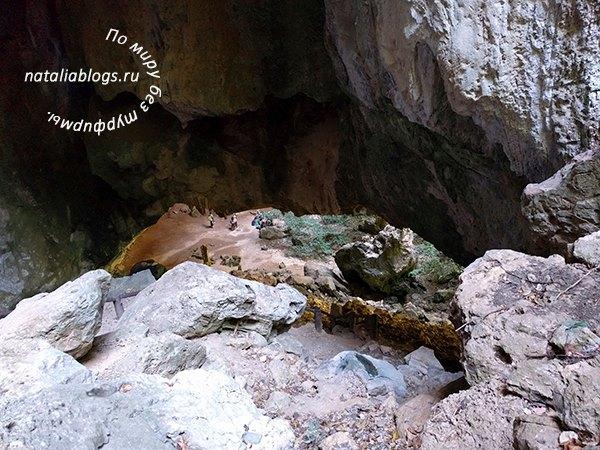 Прачуапкхирикхан. Таиланд. Достопримечательности. Praya Nakhon Cave. Отзыв и фото