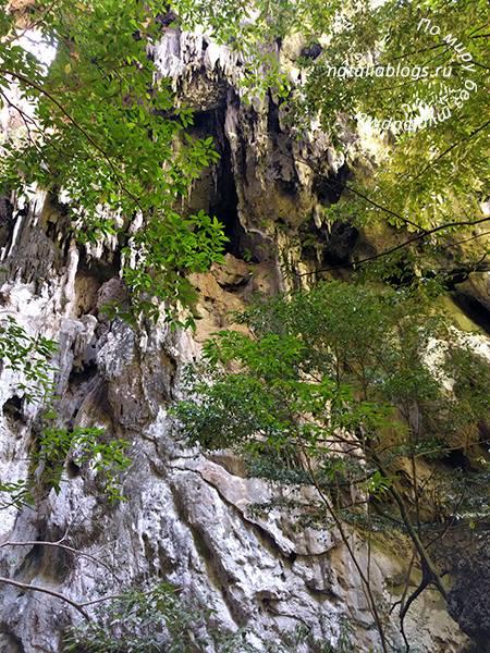 Таиланд. Достопримечательности. Что посмотреть. Пещера Praya Nakhon
