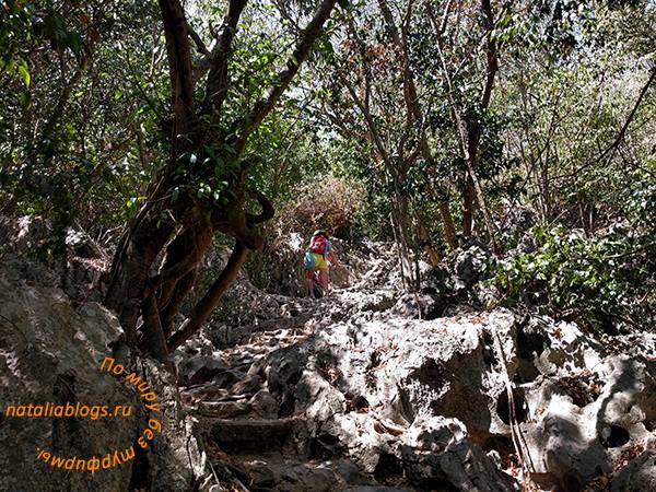 Лучшие достопримечательности Таиланда. Видео из Praya Nakhon Cave. Прачуапкхирикхан