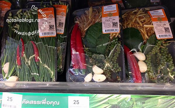 Таиланд.Блюда национальной кухни