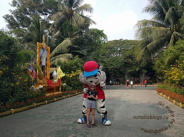 """Бангкок. Зоопарк """"Сафари"""". Отзывы подробно"""